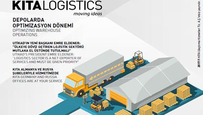 The last issue of KITA LOGISTICS Magazine is out